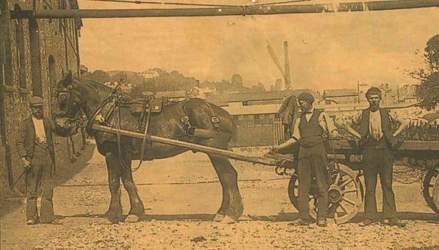 Hanbury-Autogil - Early 1900s a long time before we started developing cutting machines
