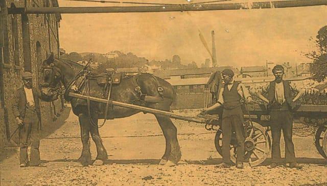 Hanbury-Autogil - Early 1900s