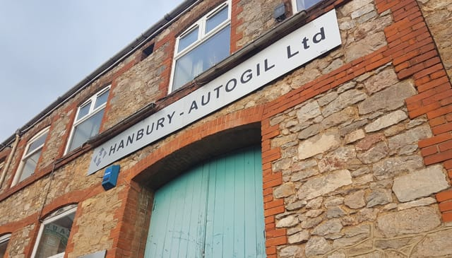 Hanbury-Autogil Offices- The hub of design and build of converting and cutting machines
