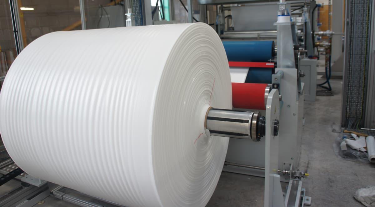 Foam Converting Machine